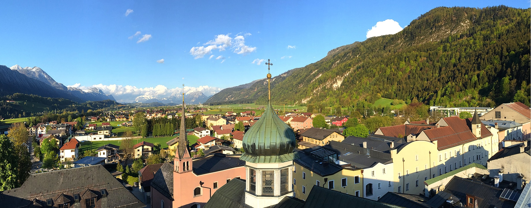 Pano sommer